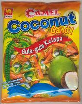 C34-1 Coconut Candy Pillow