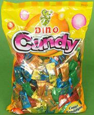 D8 Dino Assorted Fruity Candy