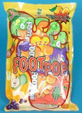 DF Foot Pop Assorted Flavour