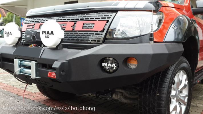 MCC ROCKER BAR, FOR FORD RANGER, TOYOTA HILUX.