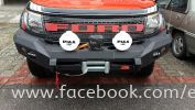 MCC ROCKER BAR, FOR FORD RANGER, TOYOTA HILUX. Imported Bull Bar