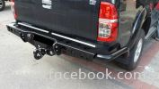 REAR BUMPER FOR HILUX,FORD RANGER, TRITON, D MAX,AND ALL 4X4 CAR Rear Bar