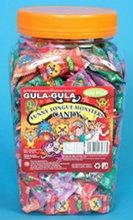 M2 300pcs x 8 jars Funny Tongue Monster Candy