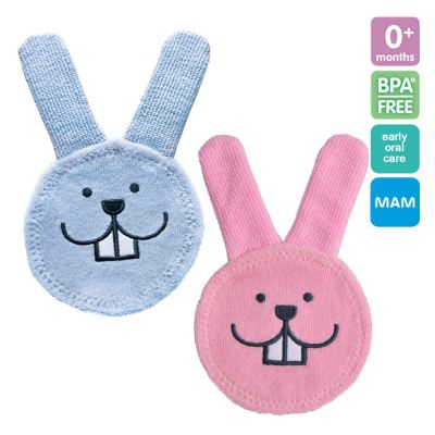 MAM ORAL CARE RABBIT 0MTH+ (D255)