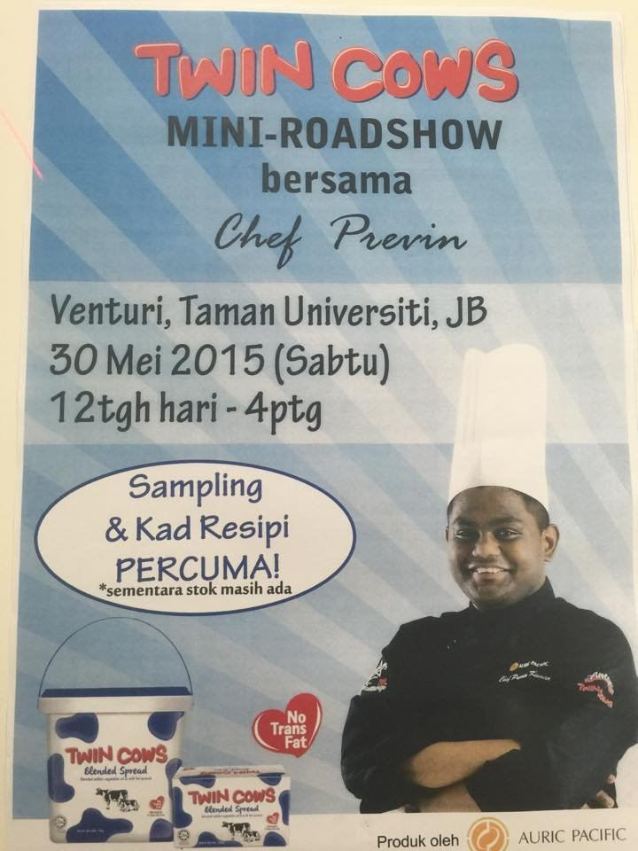 Venturi Ent. Mini-Roadshow 30/05/2015