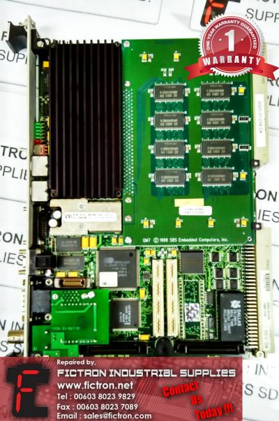 Repair Service Malaysia - 1700-37-038 SBS EMBEDDED COMPUTERS Digital Card Singapore Indonesia