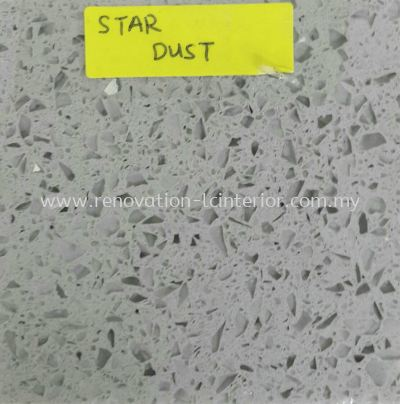CHERAS STAR DUST QUARTZ STONE