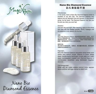 Nano Bio Diamond Essence