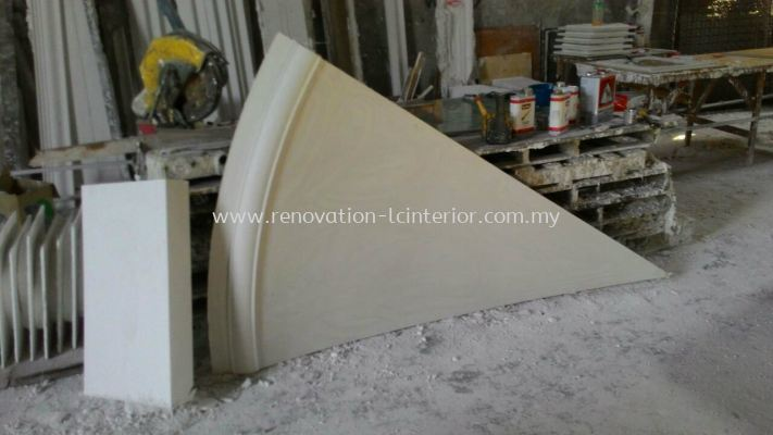 Special Order Size Plaster Ceiling
