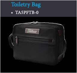 Titleist Toiletry Bag TA5PFTB-0