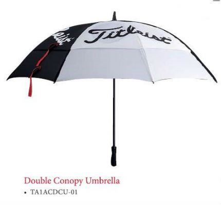 Titleist Double Canopy Umbrella TA1ACDCU-01