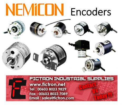 HES-1024-2MD 1024P/R NEMICON Encoder Supply Malaysia Singapore Thailand Indonesia Europe & USA
