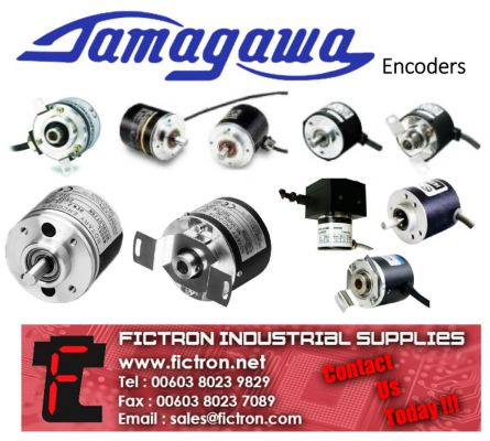 TS5208N143 (OIH100-1024C-L3-5V) TAMAGAWA Encoder Supply Malaysia Singapore Thailand Indonesia Europe