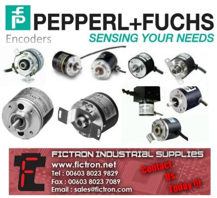 RVI58N-011K1R61N-01024 PEPPERL+FUCHS Encoder Supply Malaysia Singapore Thailand Indonesia Europe & USA