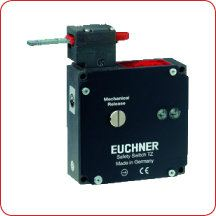 EUCHNER TZ Heavy Duty Locking Switch