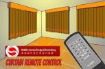 Power Curtain Trip/rod Remote Curtain System Accessories