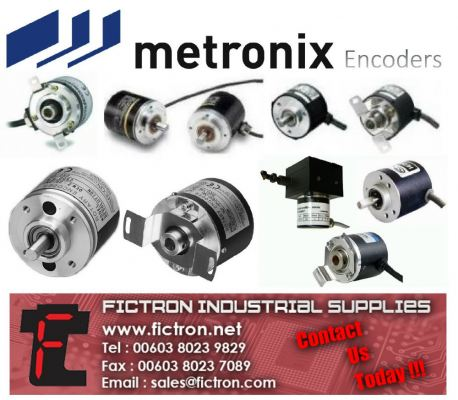 S40-6-0720ZV METRONIX Rotary Encoder Supply Malaysia Singapore Thailand Indonesia Europe & USA