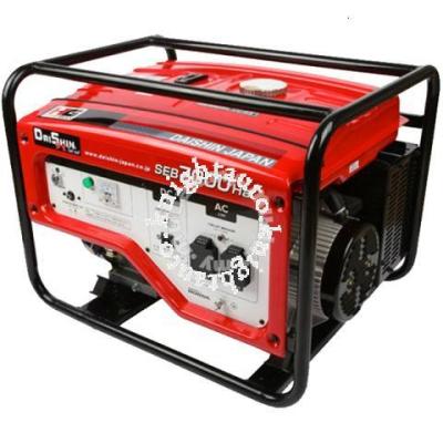 Japan Daishin Honda Petrol/ Gasoline Generator GX390 5.0kVA SEB7000HA
