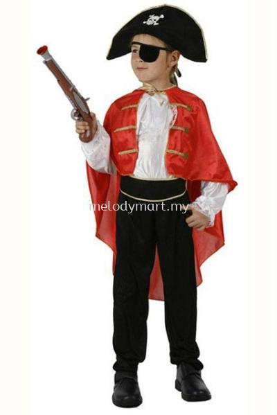 Pirate Kids Costume A-1118 (1011 1802)
