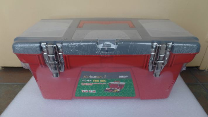 MARKSMAN ABS TOOL BOX