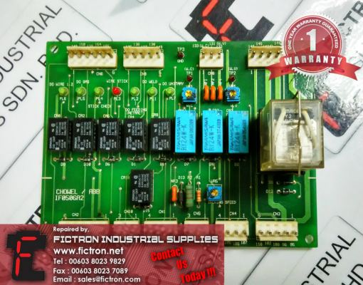 Repair Service Malaysia - IF0506A2 CHOWEL - ABB PCB Singapore Indonesia Thailand Philippines