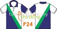 P24 Custom Made T-Shirt Pattern