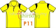 P11 Custom Made T-Shirt Pattern