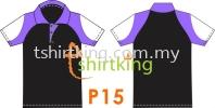 P15 Custom Made T-Shirt Pattern
