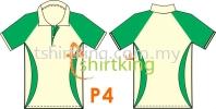 P4 Custom Made T-Shirt Pattern