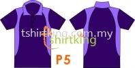 P5 Custom Made T-Shirt Pattern