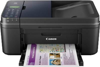 Canon Pixma E480 - Color (Print/Scan/Copy/Fax/Wifi)
