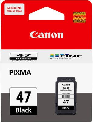Canon PG-47 Black Ink