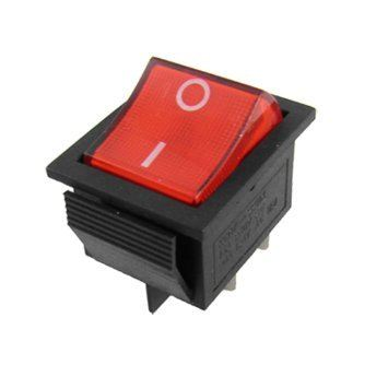 4 Pin Rocker Switch