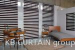 master bedroom Zebra Blinds Blinds (Indoor)