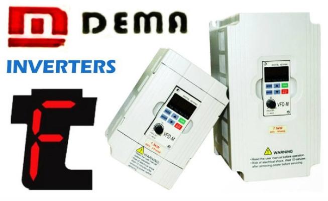 D5M-7.5T4-1A DEMA Inverter Supply & Repair Malaysia Singapore Thailand Indonesia Europe & USA