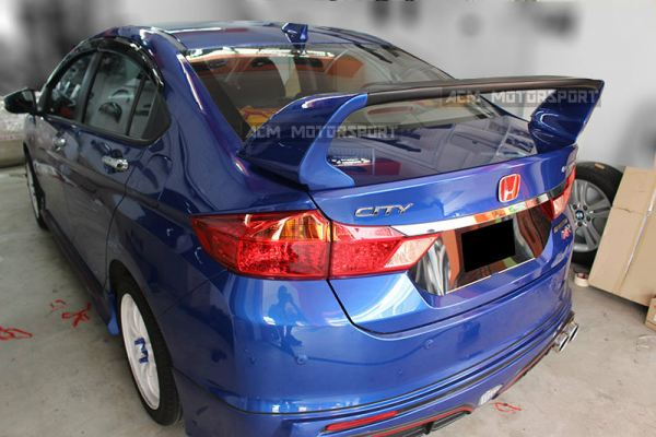 Honda city 2014 type r spoiler