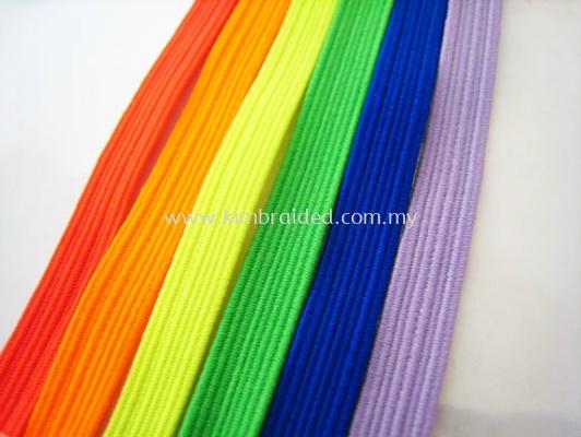Flat Elastic Cord