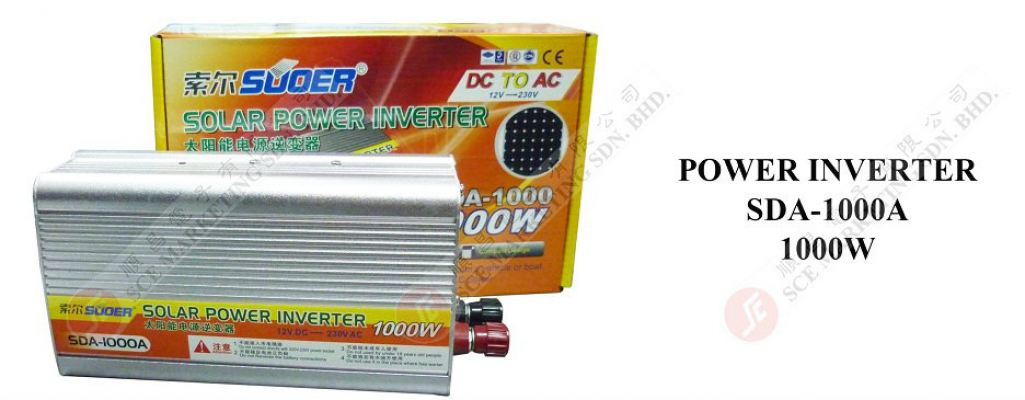POWER INVERTER SDA-1000A 1000W