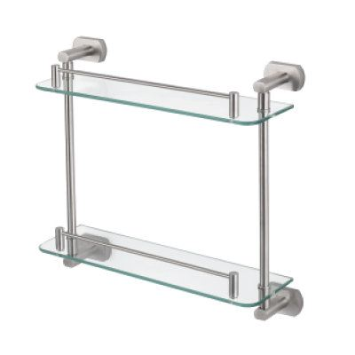 HBA-HR-09B (Double Glass Shelf)