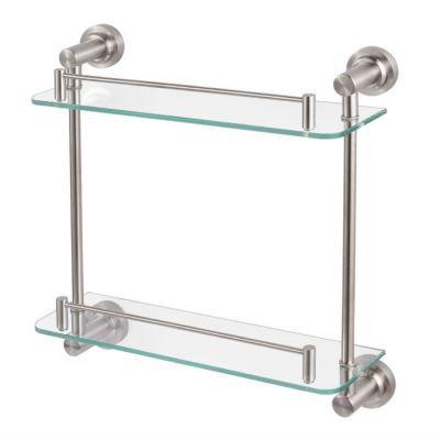HBA-DR-09A (Double Glass Shelf)