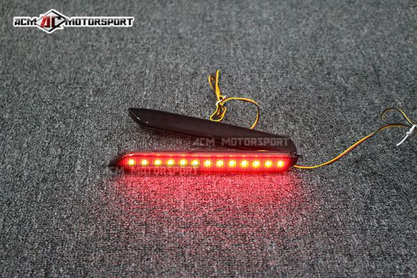 Toyota Camry 2007 reflector light with LED