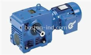 NORD Helical Worm Gear Reducer