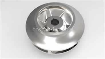 IMPELLER FABRICATION MATERIAL  STAINLESS STEEL & BRONZE & CAST IRON