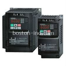 HITACHI FREQUENCY INVERTER DUAL RATING CT & VT 0.1KW - 15KW WJ200 SERIES