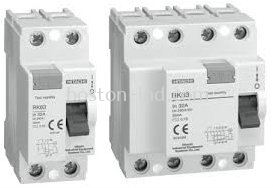 HITACHI RESIDUAL CURRENT CIRCUIT BREAKER