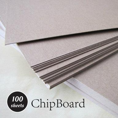 A4 Chipboard
