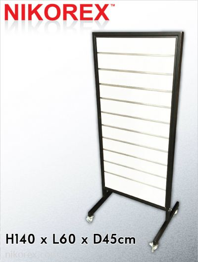 99031-2Sided Slatwall Panel-Recond