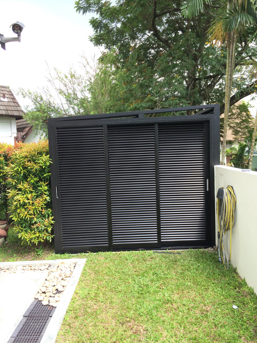 Aluminium Outdoor Storage Room & Aluminium Outdoor Storage Room Aluminium Outdoor Store Room Puchong ...