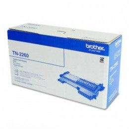 Brother TN-2260 Black Toner (Low Cap)