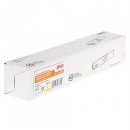 OKI C310 C510 Yellow Toner  (44469755)